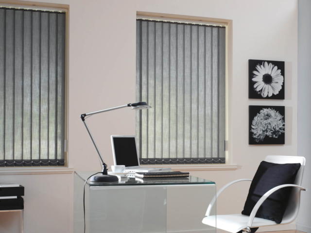 Hinckley Blinds Vertical Blinds